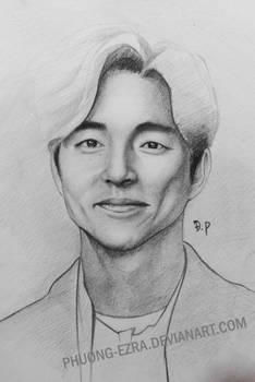 ~ Kim Shin portrait ~