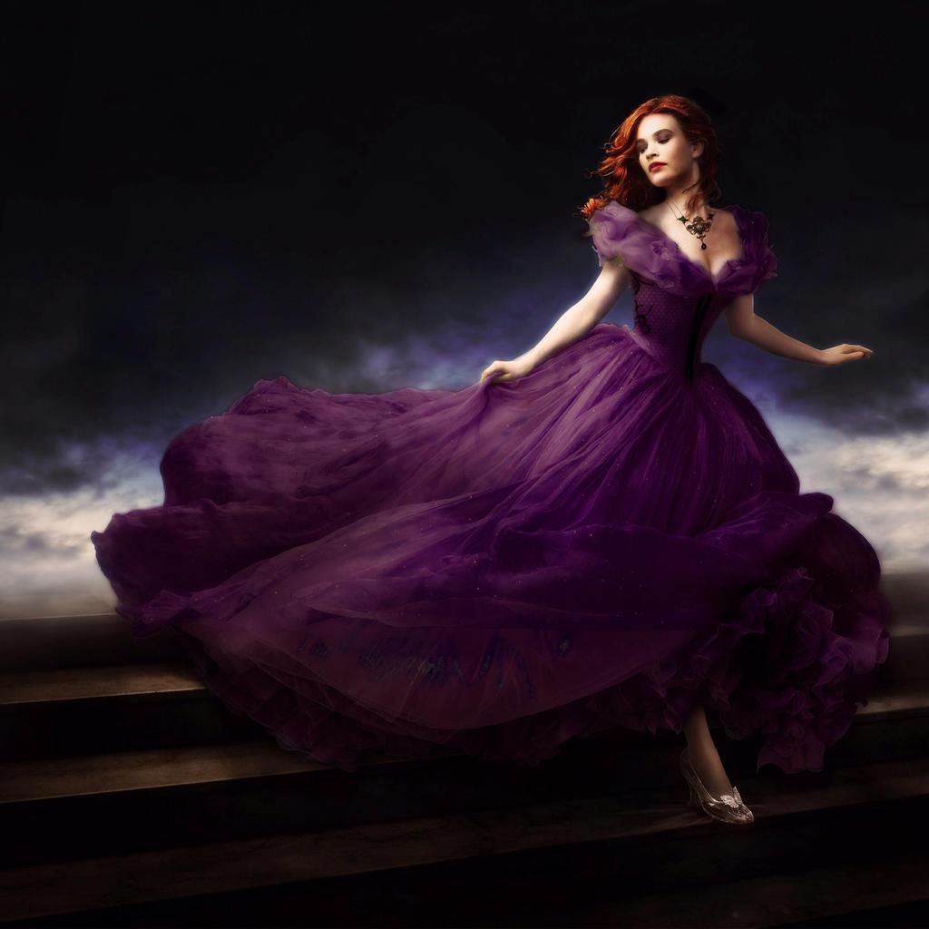 Flee My Heart Anastasia Cinderella By Willcorrigan On