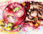 Collab - Pocky Sisters