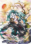 Hanayurikago by NuclearCoreMeltdown