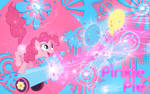 Pinkie Laughter Pie Wallpaper