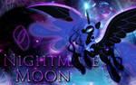 Nightmare Moon Wallpaper