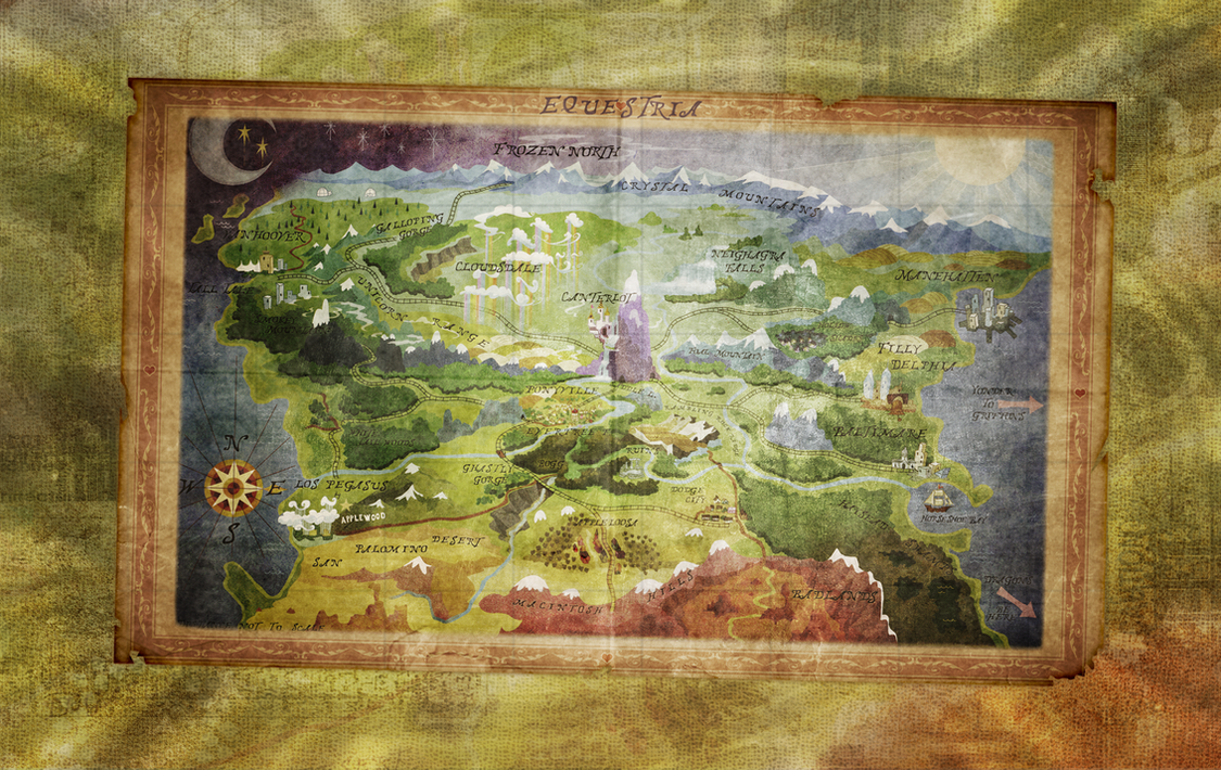 Map World Oil Reserves%0A     Equestria Map Wallpaper by MLArtSpecter on DeviantArt on map of  morningside  map of alagaesia