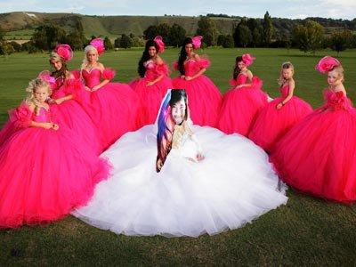 Свадебные Традиции Смена Платья У Невесты