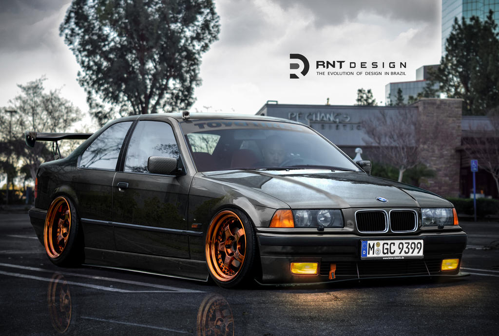 BMW 323i Drift by RNTdesign