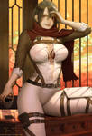 Mikasa fanart