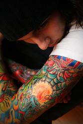 Tattoos by maigen