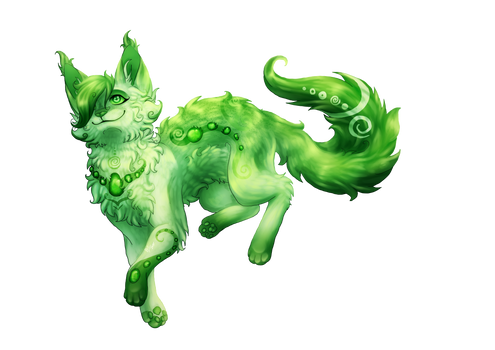 Jadeite wind