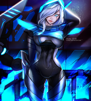 Project Ashe by Stumpu
