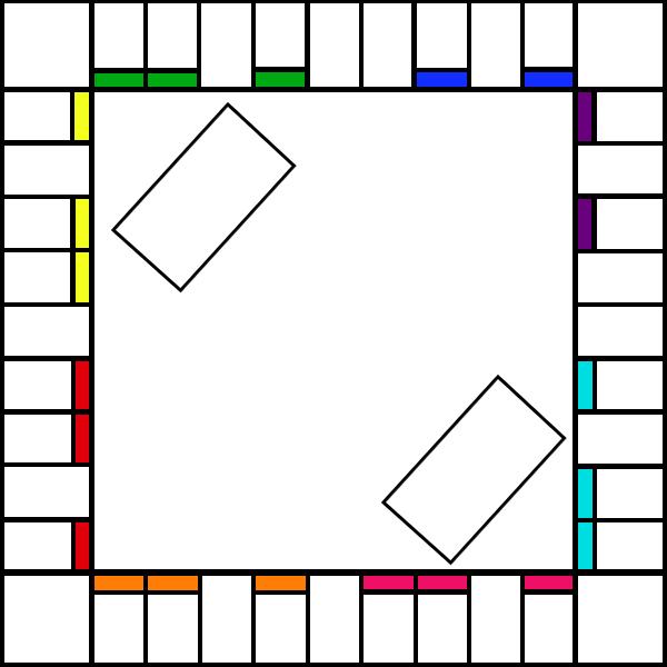 16 free printable board game templates piano tabla y estudios pronofoot35fo Image collections
