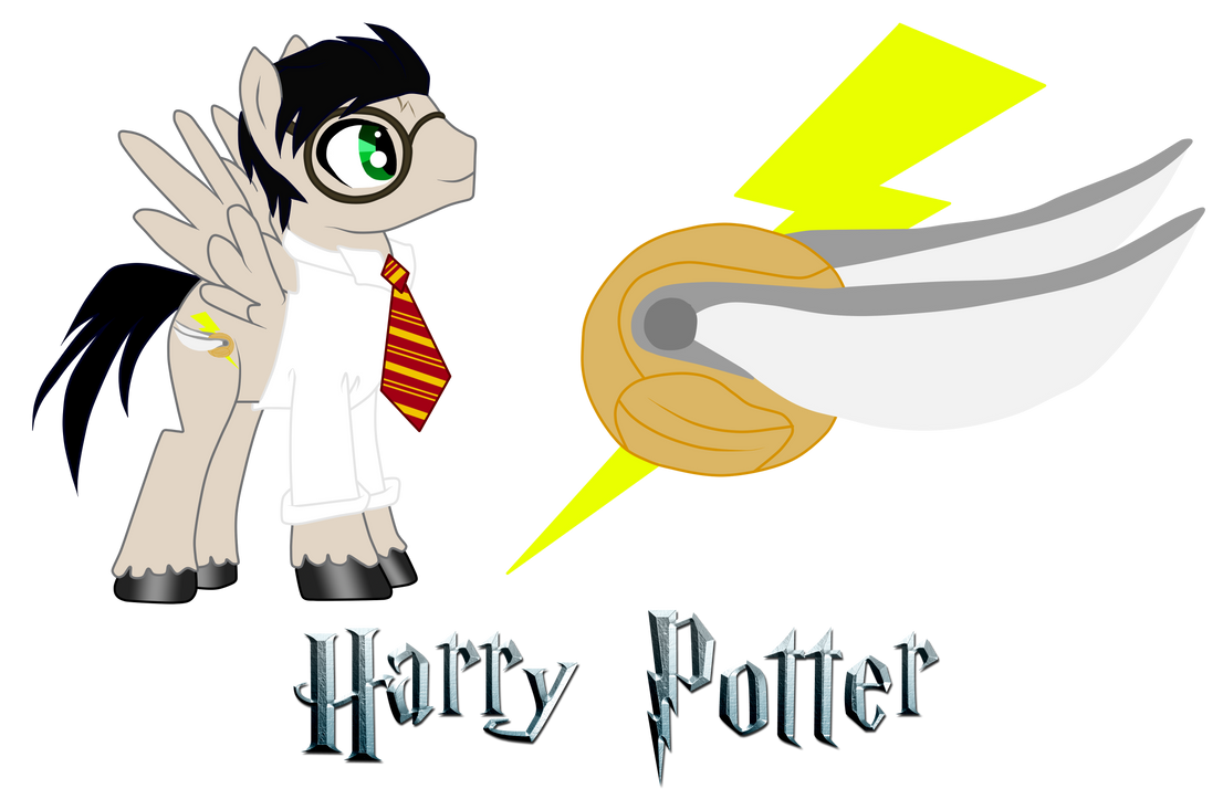 mlp harry trotters