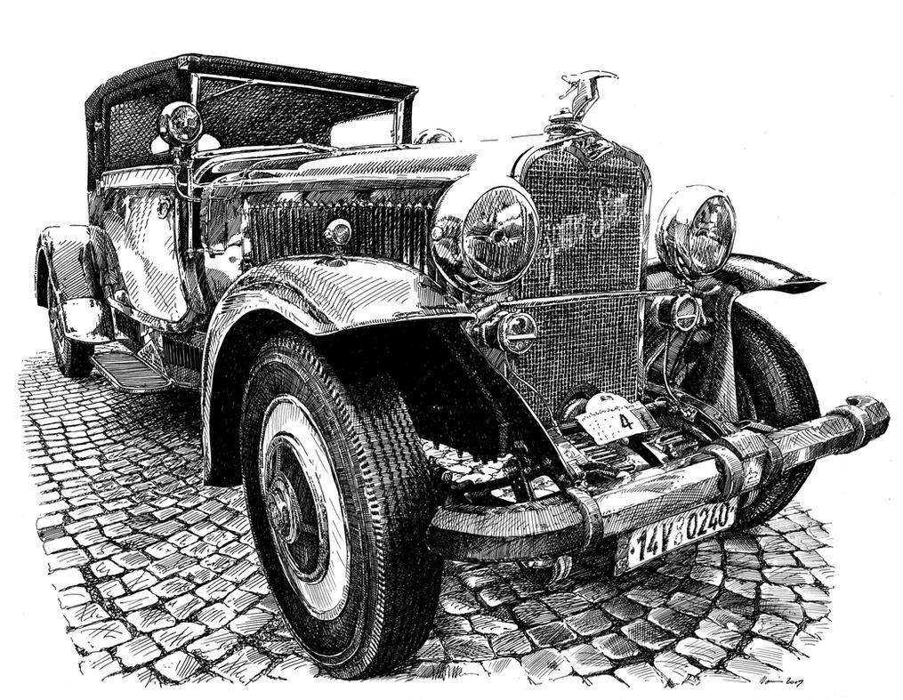 veteran cars by Vomajda on DeviantArt