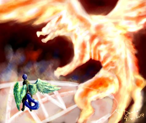 Dragon fire(revision)