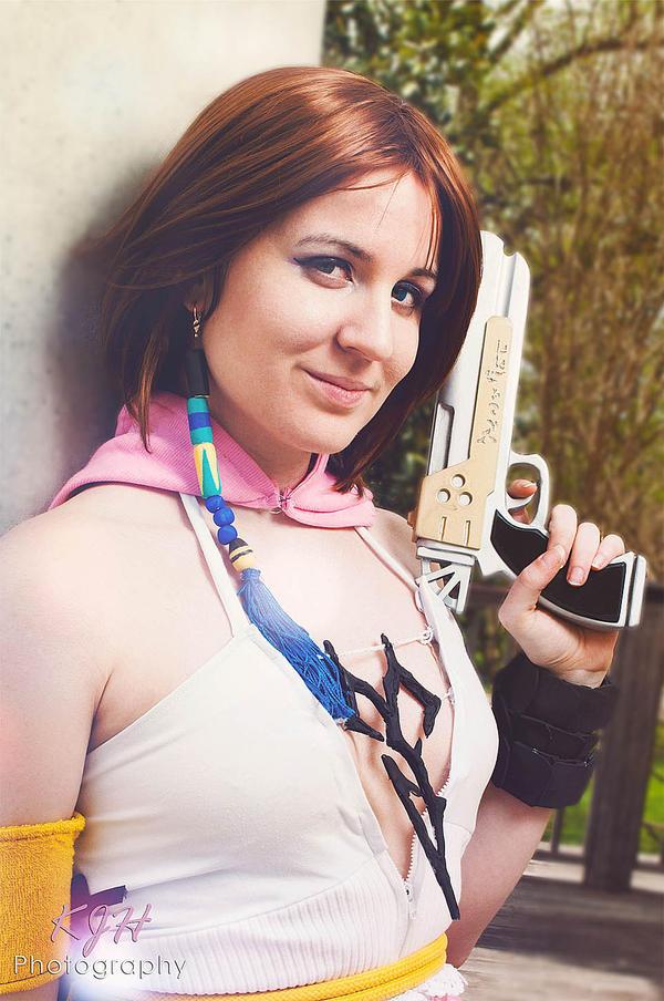 Lady Gunner by KJH-Photography