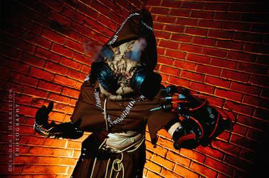 Gotham's Nightmare by KJH-Photography