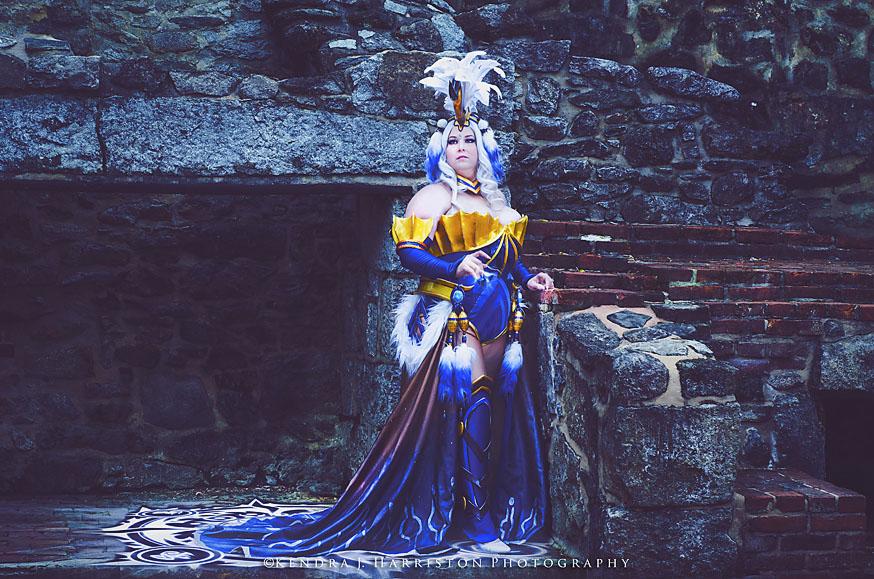 Guardian of Djose by KJH-Photography