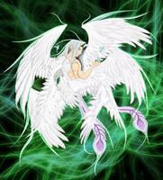 Sephiroth one winged angel