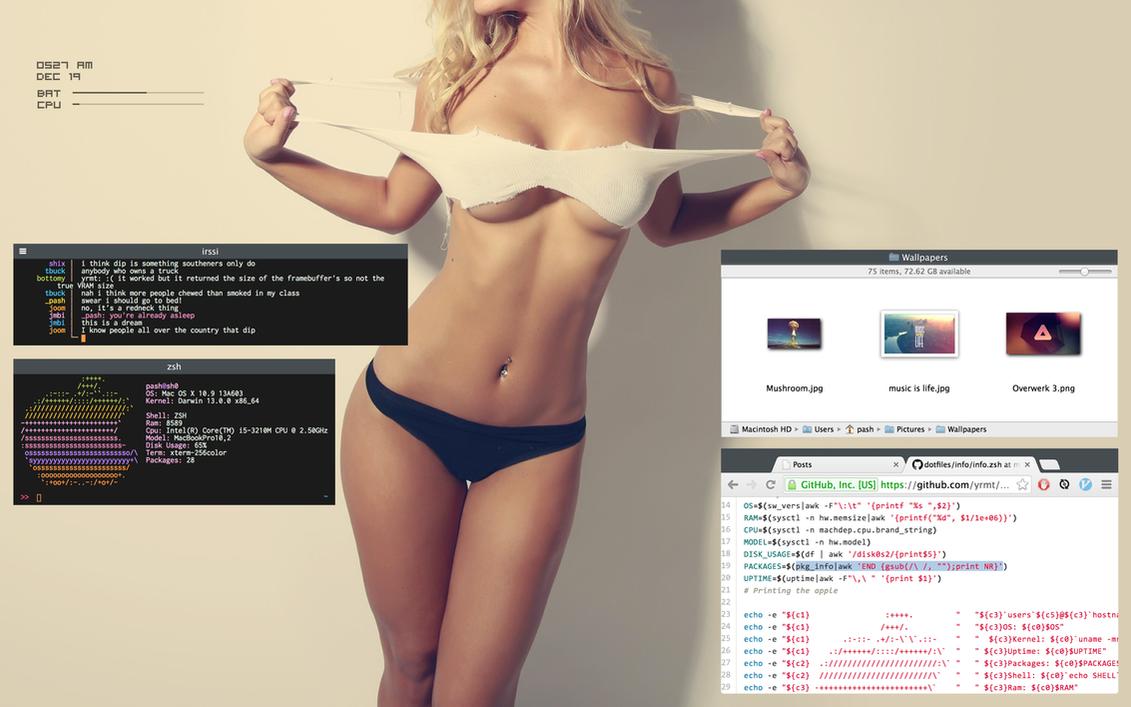OSX Sexini [Mac] by pashashocky