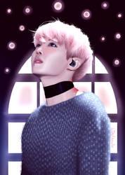 JHope (BTS) [FanArt] by LadyDefsoul