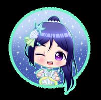 Happy Birthday Kanan!! [FanArt] by LadyDefsoul
