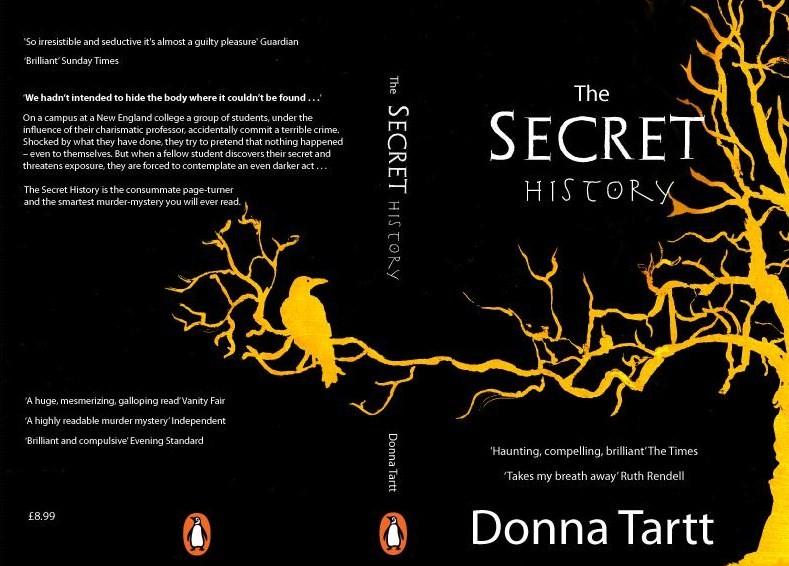 Donna Tartt Book Tour