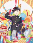 Happy Birthday Mob
