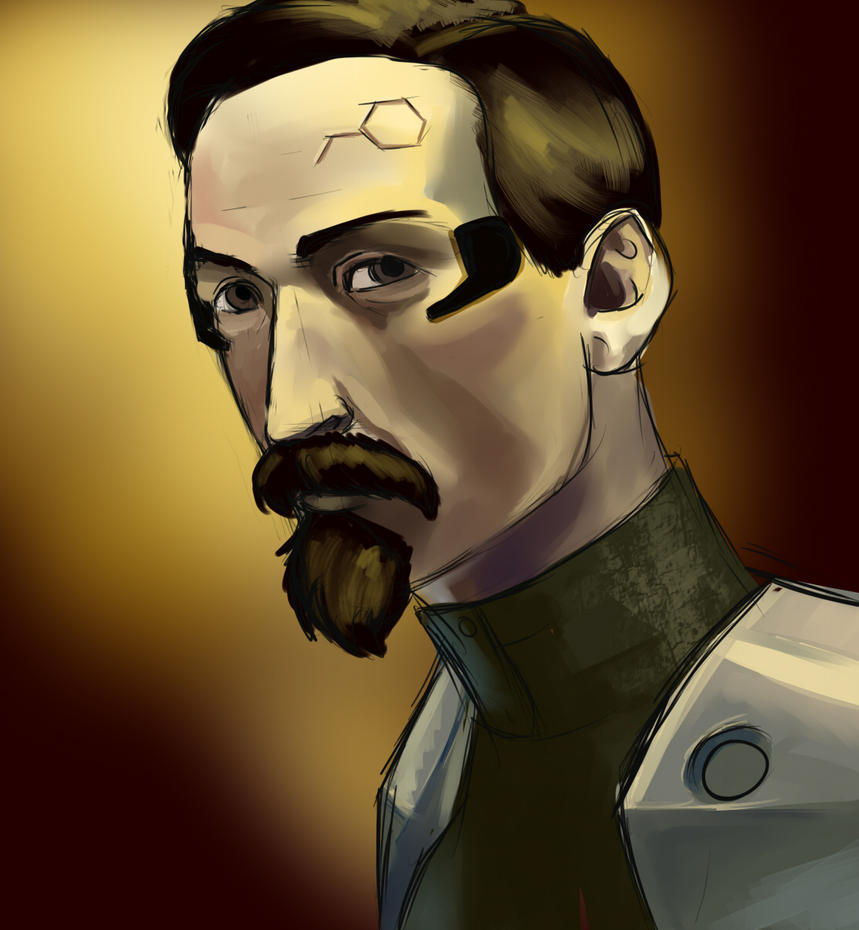 Deus ex the  Great Socialist Revolution by Peasmman
