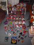 My Transformers Collection 2012 08 19