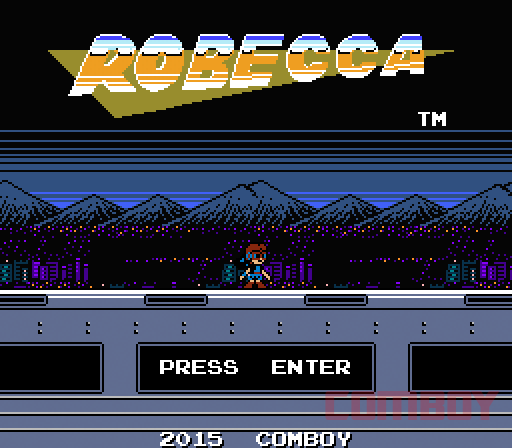 ROBECCA MegaMan fangame opening and other stuff by OptimusConvoy