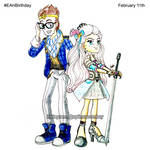 EAH Dexter and Darling Charming by OptimusConvoy