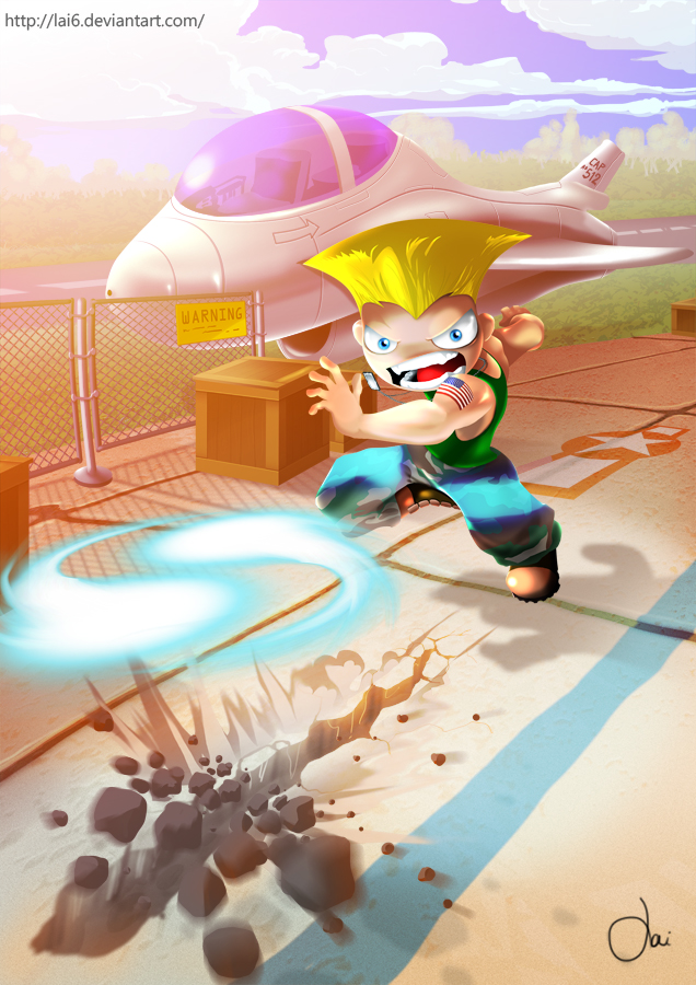 Guile Mini by LAI6