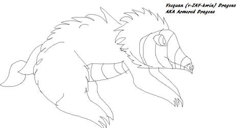Vsequan dragon cub