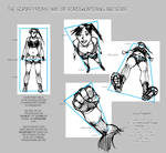 Foreshortening Tips