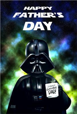 Darth Vader Greetings