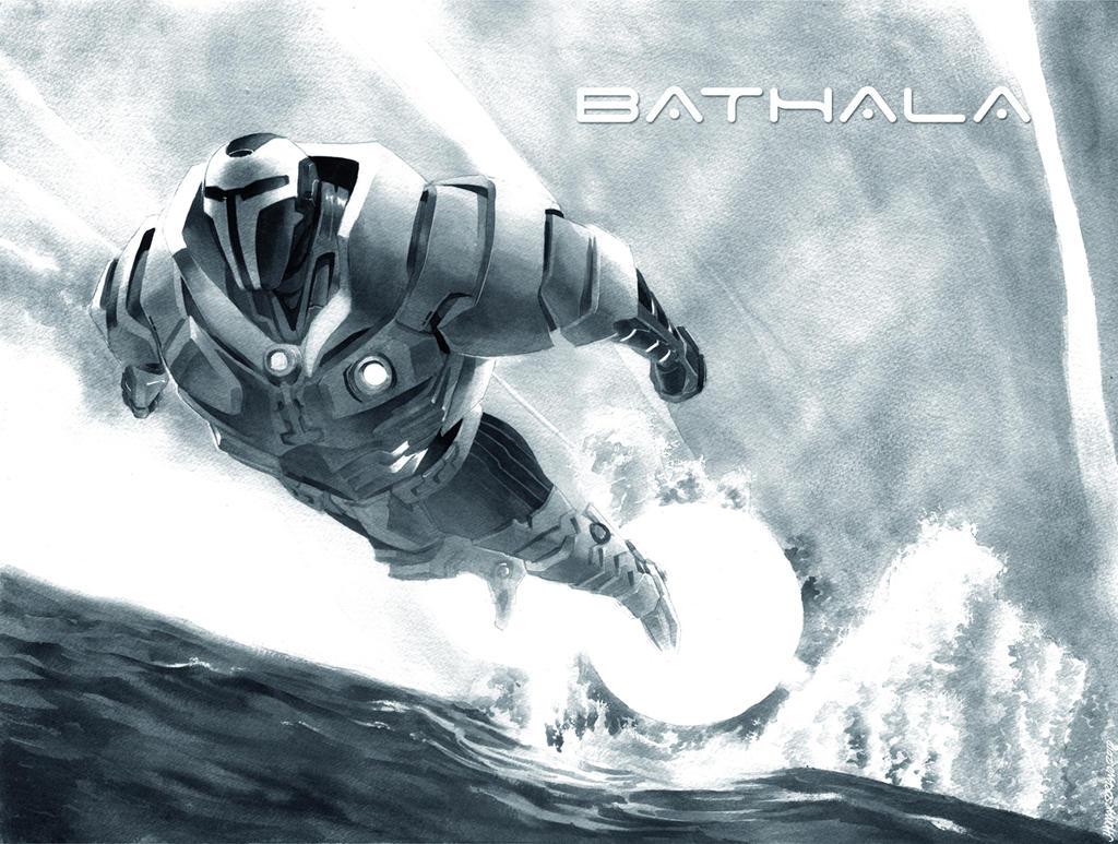 JonZam's BATHALA by scruffyronin