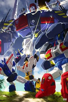 Transformers v.2