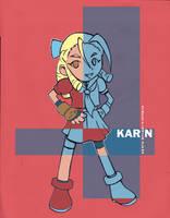 Karin wins by Erikyasha