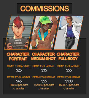 Comissions OPEN