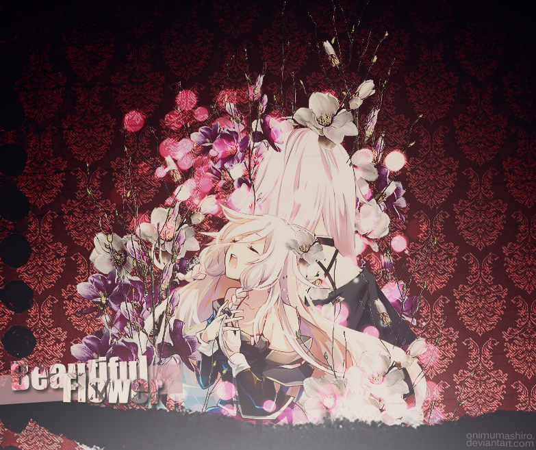 [Galeria]Soul of a Color  Beautiful_flower_by_onimumashiro-d70e5su