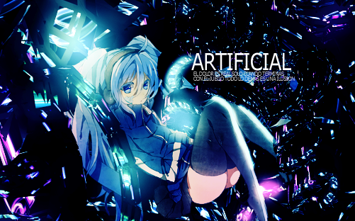 [Galeria]Soul of a Color  Artificial_by_onimumashiro-d7iz47e