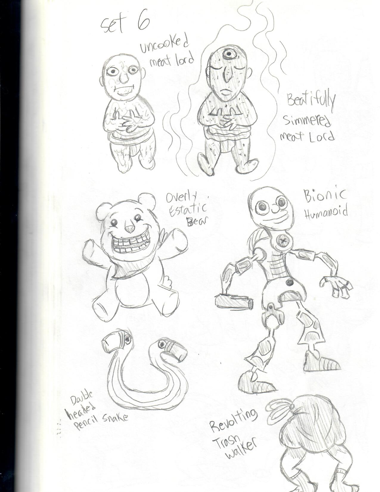 Cursed Images Earthbound Enemy Meme Set 6 By Umbrellafrogg On