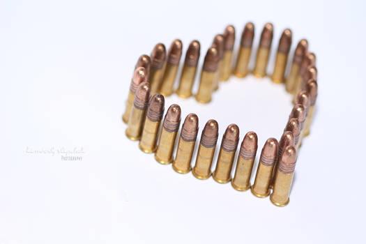 . Heart of the Gun . by KimberleePhotography