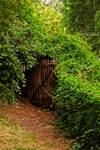 . Hidden Gate .