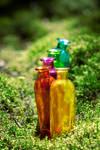 . . Coloured Glass . . by KimberleePhotography