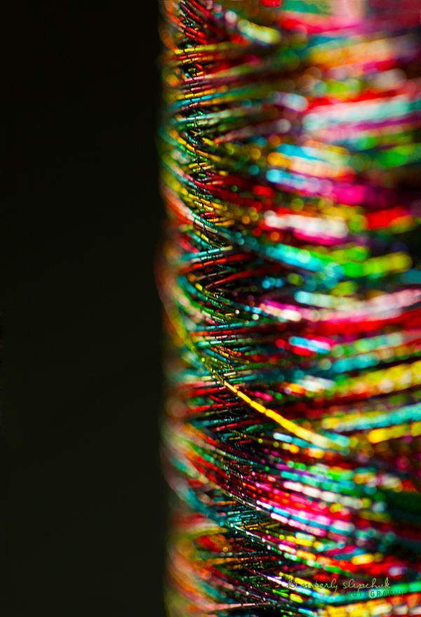. Threads . by KimberleePhotography