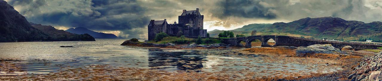 . Eilean Donan . by KimberleePhotography