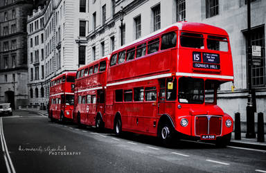 . London Transport . by KimberleePhotography