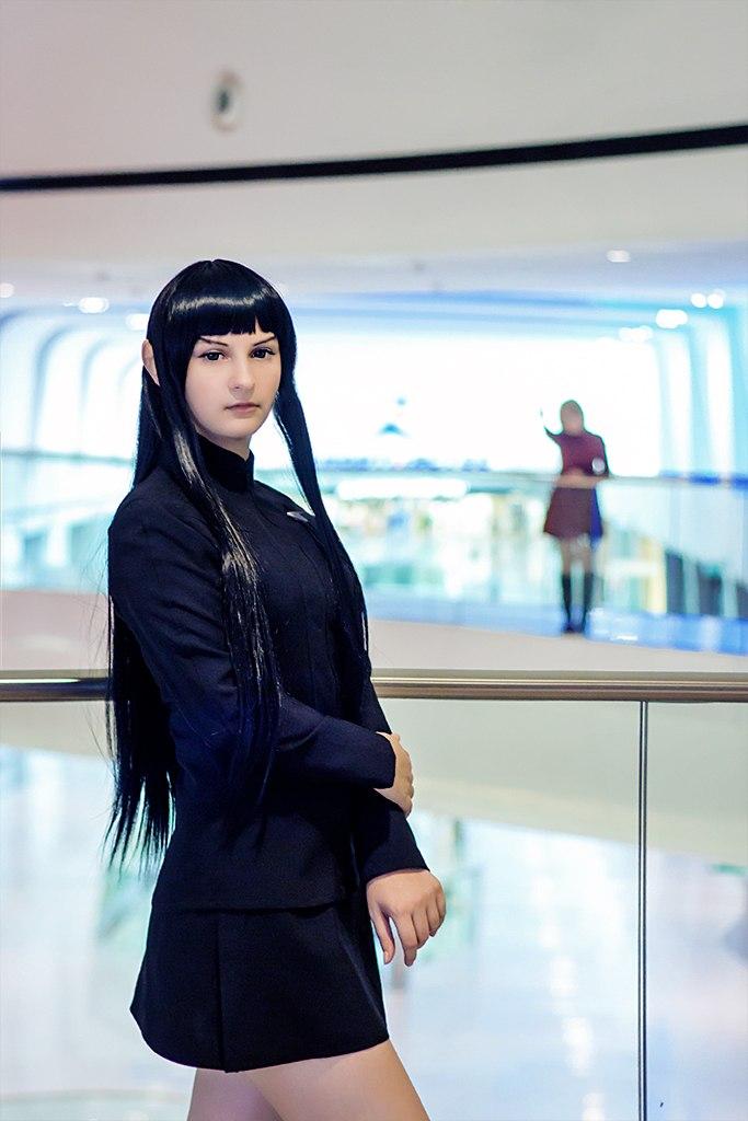 Prof. Spock by Luthien-Undomiel