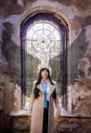 Castiel Angel by Luthien-Undomiel