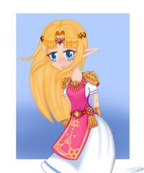 The Legend of Zelda - Princess Zelda